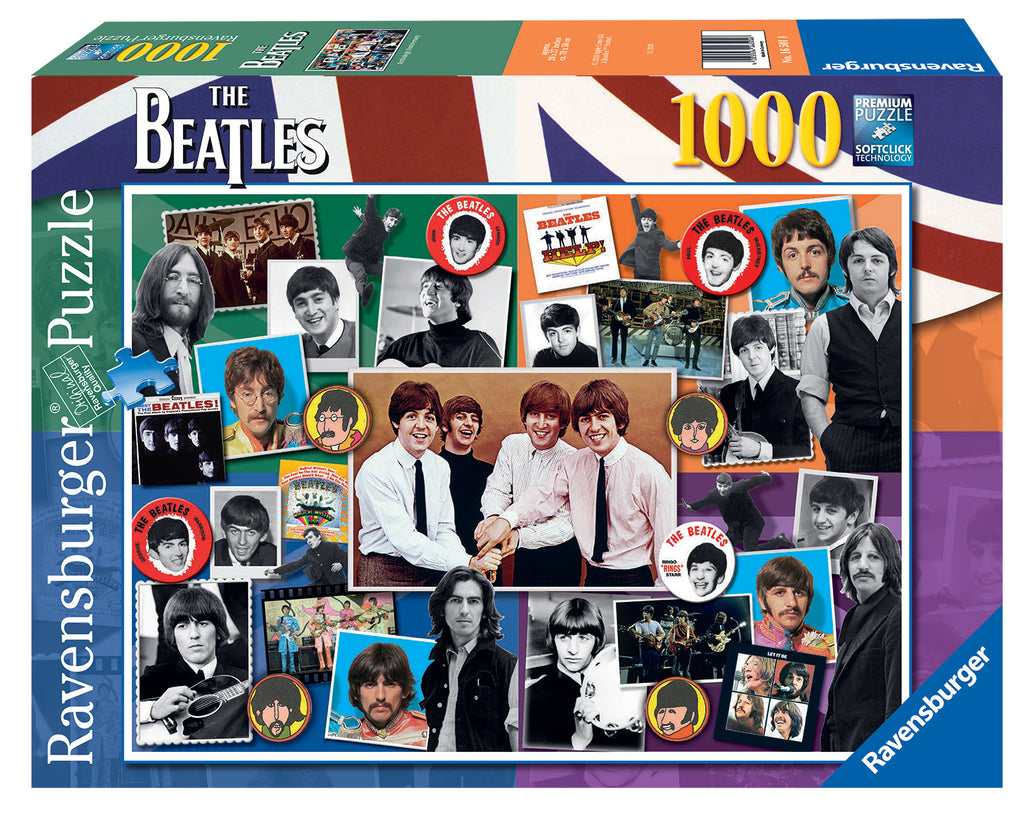 The Beatles Anthology Anniversary 1000 piece jigsaw puzzle
