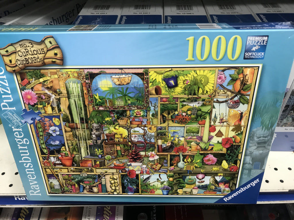 Ravensburger The Craft Cupboard Jigsaw Puzzle