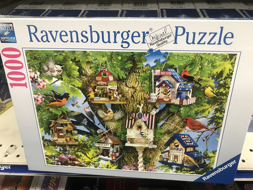 Ravensburger Bird Village Jigsaw Puzzle