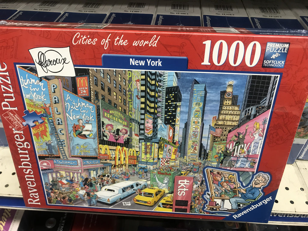 Ravensburger New York Jigsaw Puzzle