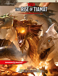 Dungeons and Dragons RPG: Tyranny of Dragons - The Rise of Tiamat