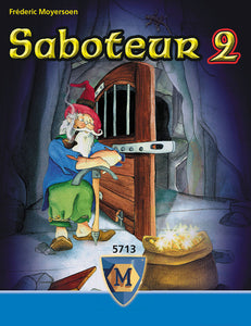 Saboteur 2 Expansion