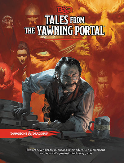 Dungeons and Dragons RPG: Tales from the Yawning Portal