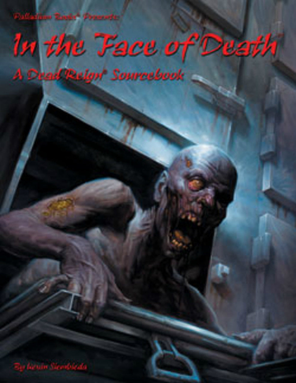 Dead Reign RPG: In the Face of Death