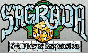 Sagrada: 5-6 Player Expansion