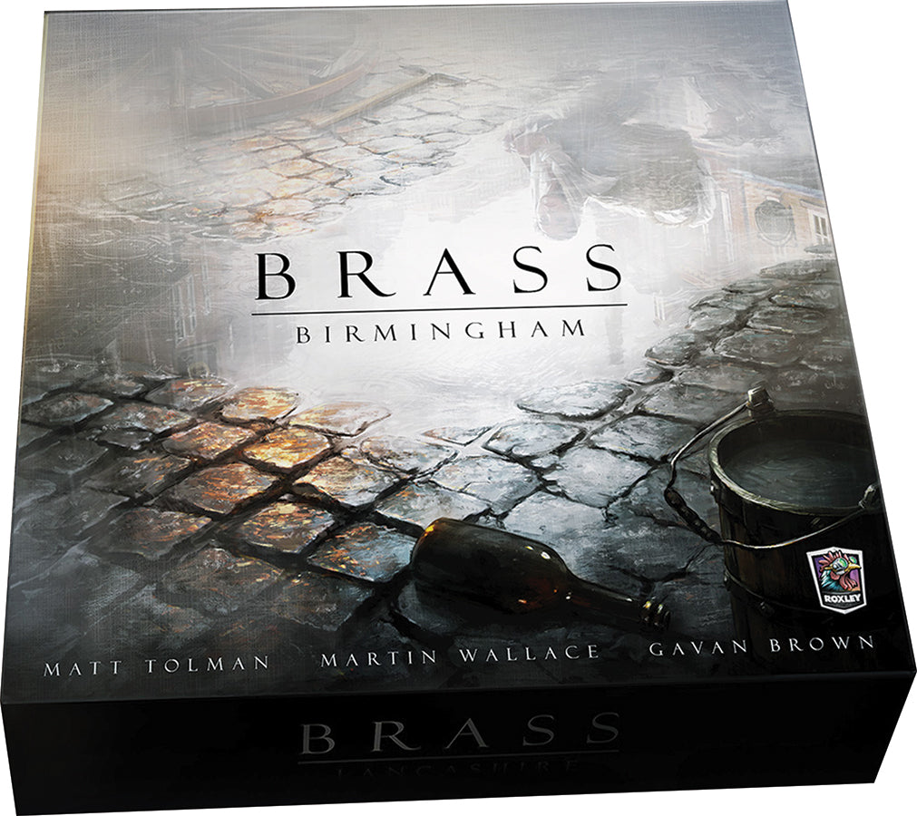 Brass: Birmingham (Stand Alone) Board Game at The Compleat Strategist