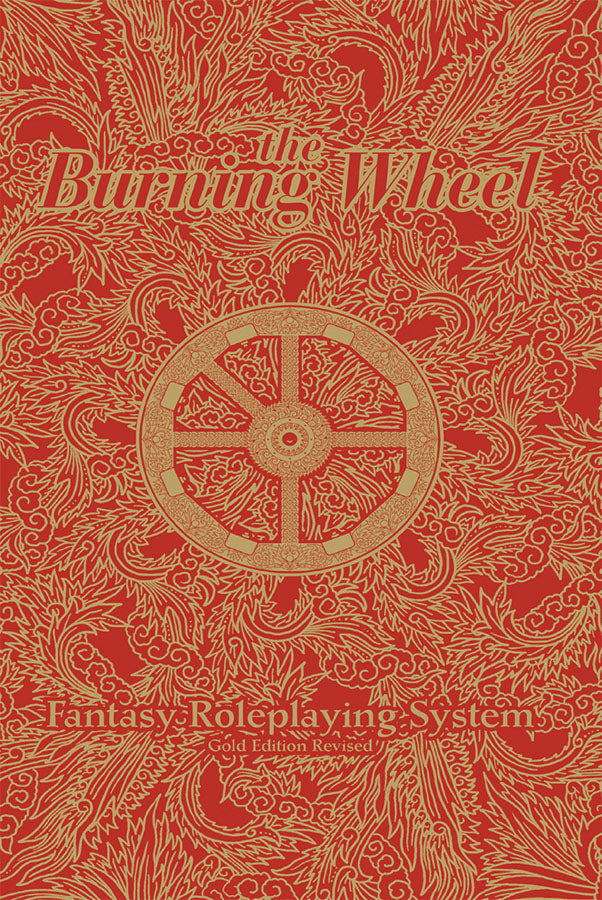 Burning Wheel RPG: Revised Edition