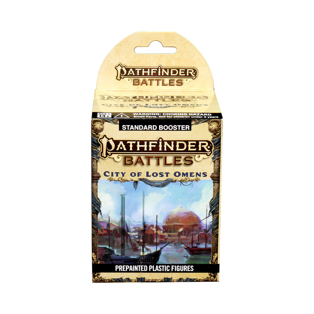 Pathfinder Battles: City of Lost Omens Booster Brick