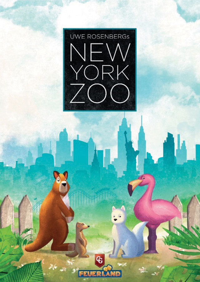 Uwe Rosenberg's New York Zoo