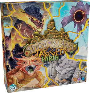 Spirit Island: Jagged Earth Expansion