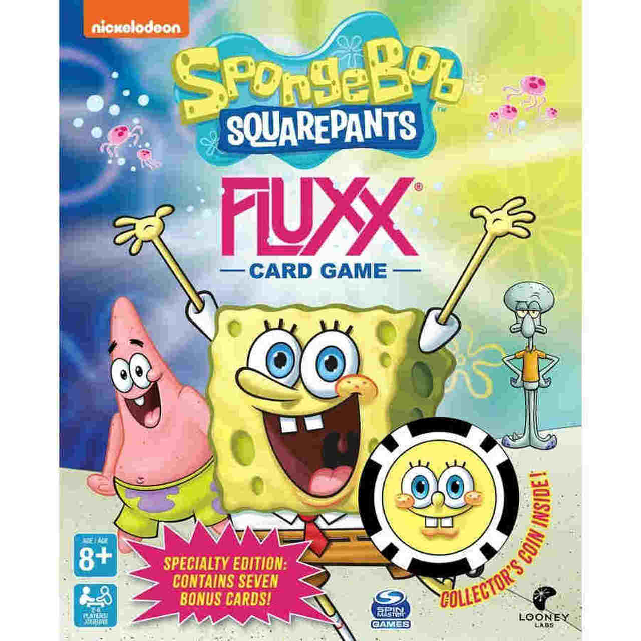 SpongeBob Fluxx - Specialty Edition