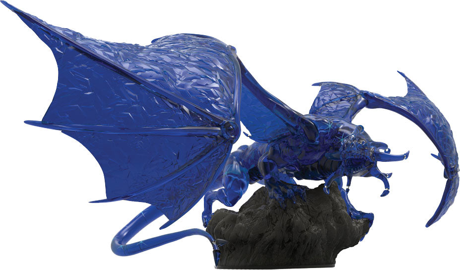 Dungeons & Dragons Fantasy Miniatures: Icons of the Realms - Sapphire Dragon Premium Figure