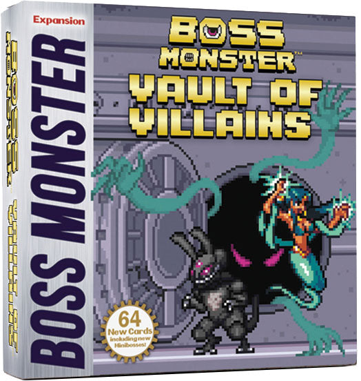 Boss Monster: Vault of Villains Mini-Expansion
