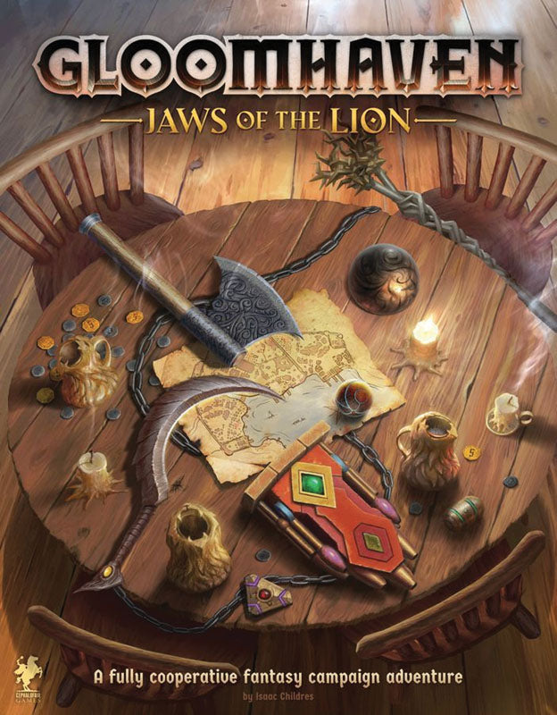 Gloomhaven: Jaws of the Lion (stand alone or expansion)