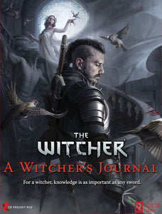 The Witcher RPG: A Witchers Journal