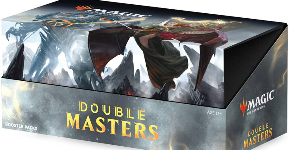 Magic the Gathering CCG: Double Masters Draft Booster Display (24)