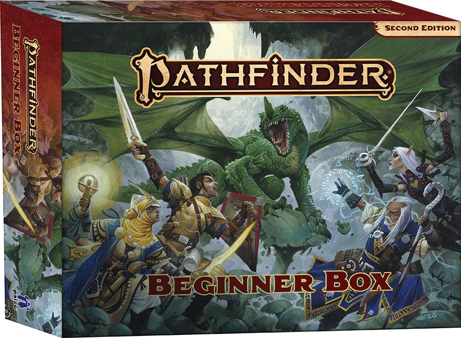 Pathfinder RPG: Beginner Box (P2)