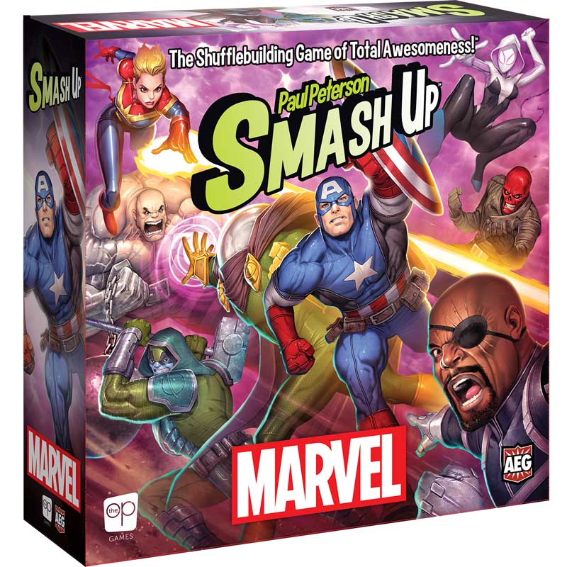 Smash Up: Marvel (stand alone)