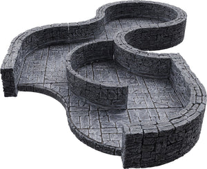 WarLock Tiles: Dungeon Tile III - Curves