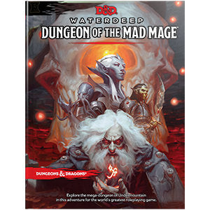 Dungeons & Dragons RPG: Waterdeep - Dungeon of the Mad Mage