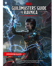 Dungeons & Dragons RPG: Guildmasters' Guide to Ravnica