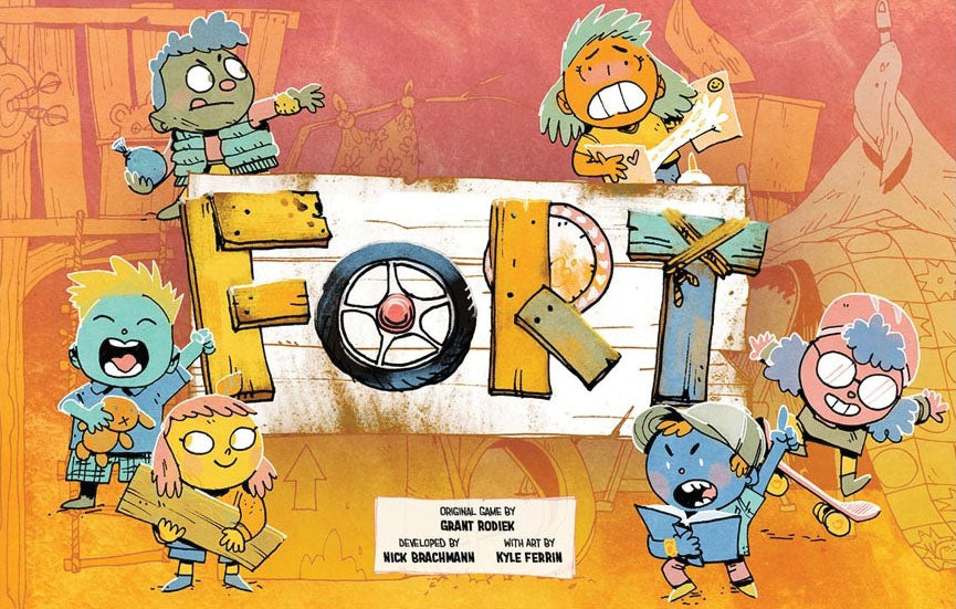 Fort (preorder)