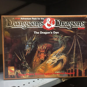 The Dragon's Den