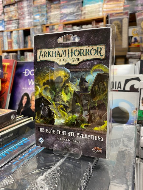 Arkham Horror TCG: The Blob that Ate Everything