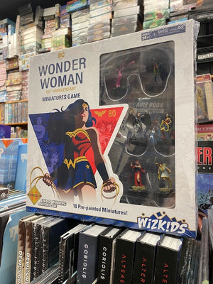 DC HeroClix: Wonder Woman 80th Anniversary Miniatures Game Prerelease