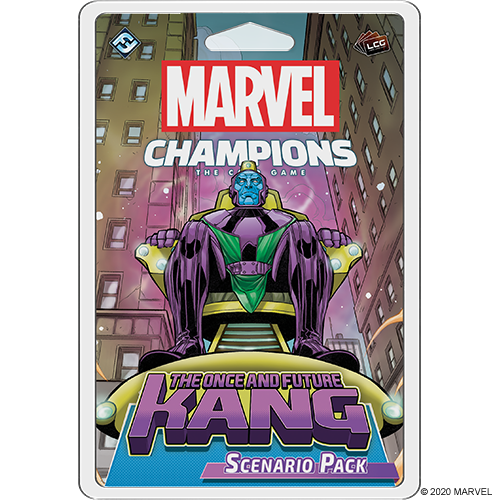Marvel Champions: The Once and Future Kang