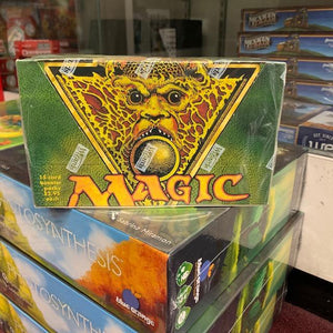 Magic the Gathering: Visions booster box