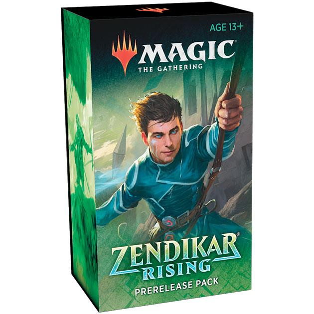 Magic: The Gathering Zendikar Rising Prerelease Pack