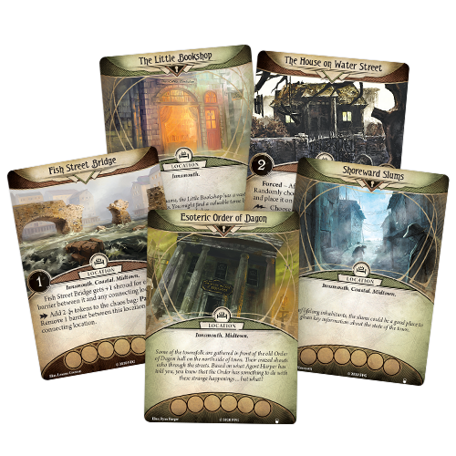 Arkham Horror LCG: In Too Deep
