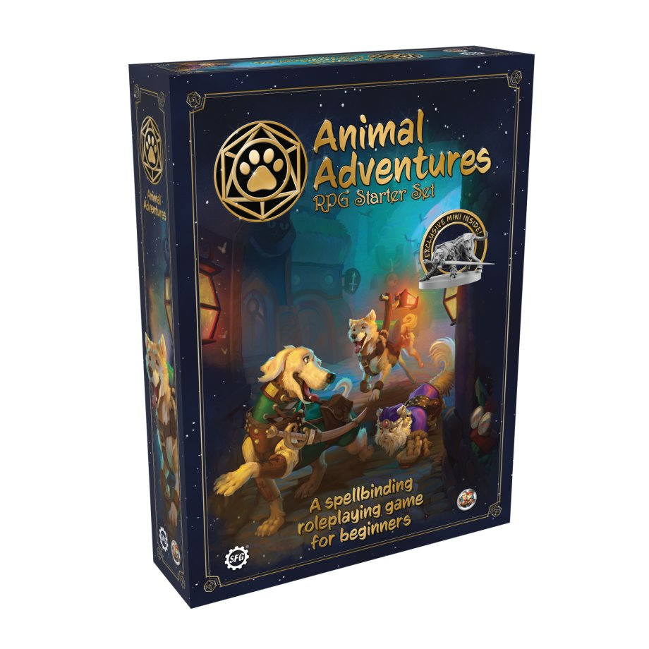 Animal Adventures RPG: Starter Set