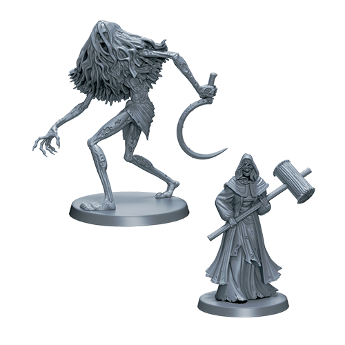 Bloodborne: Forbidden Woods Expansion figure sample