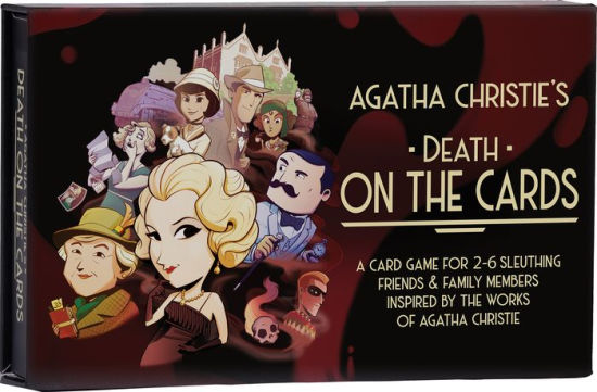 Agatha Christie's Death on the Cards