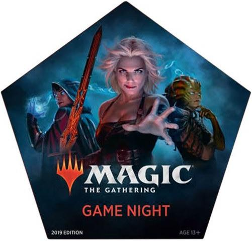 Magic the Gathering CCG: Game Night 2019