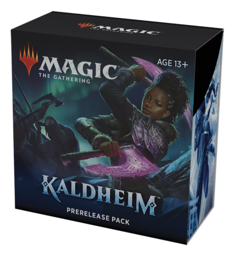 Magic the Gathering MTG Kaldheim Prerelease