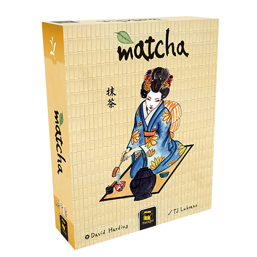 Matcha Japanese Tea Ceremony Card Game at The Compleat Strategist