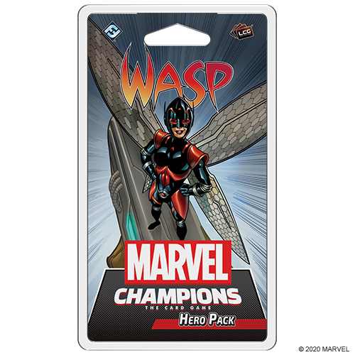 Marvel Champions: Wasp Hero Pack (Preorder)