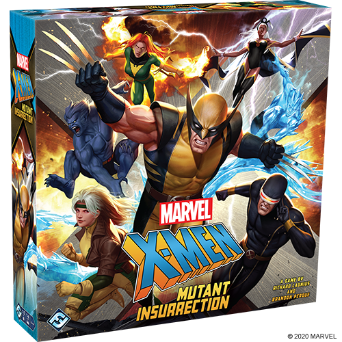 Marvel X-Men: Mutant Insurrection