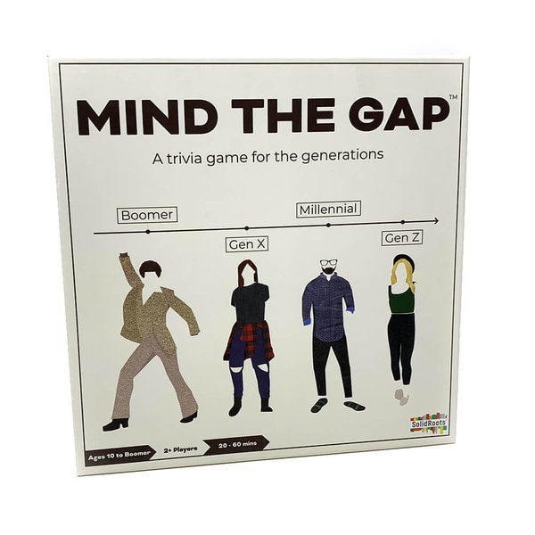 Mind the Gap Trivia Game