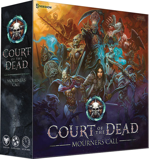 Court of the Dead Mourners Call