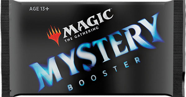 Magic the Gathering CCG: Mystery Booster (Free Shipping)