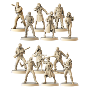 Zombicide: Night of the Living Dead (Preorder)
