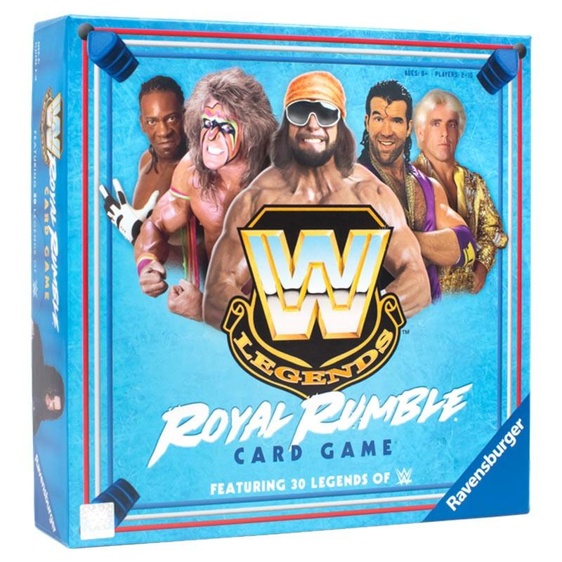 WWE Royal Rumble Card Game