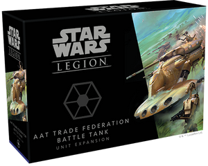SW Legion: AAT Trade Federation Battle Tank Unit Expansion