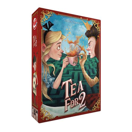 Tea for 2 Family Board Game