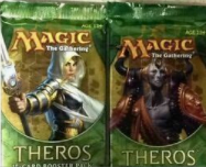 Magic the Gathering CCG: Theros Beyond Death Booster (2 Booster Packs)