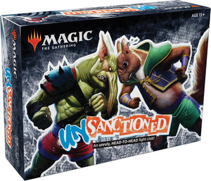 Magic the Gathering CCG: Unsanctioned